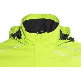 Protective P-Rain II Jacket Men neon green